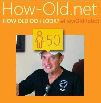 Old old am I