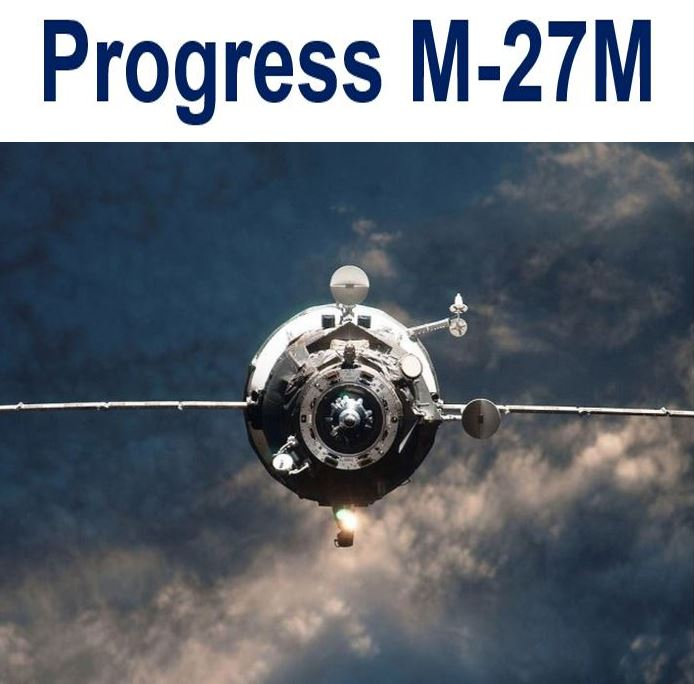 Progress Russian Spacecraft