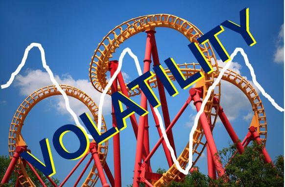 Volatility roller coaster