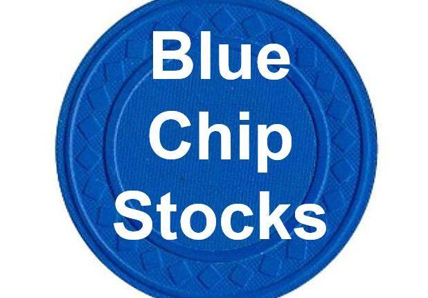 Blue chip stocks