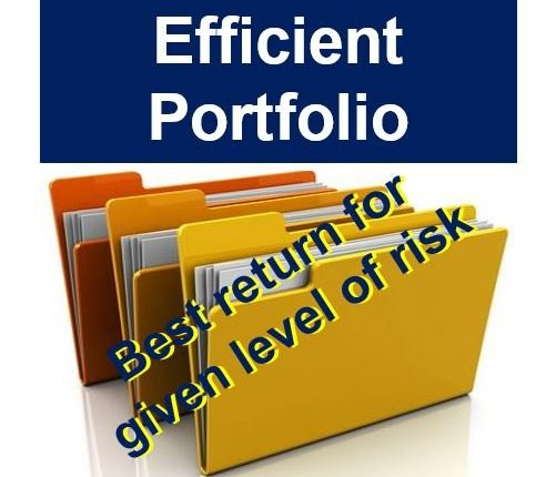 Efficient Portfolio