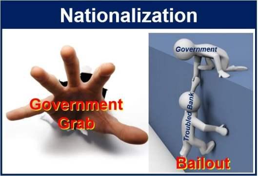 Nationalization reasons