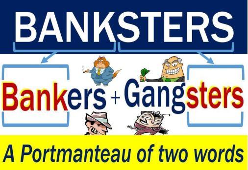 Banksters - image