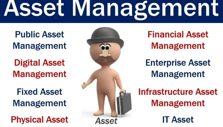 Asset Management - image with types
