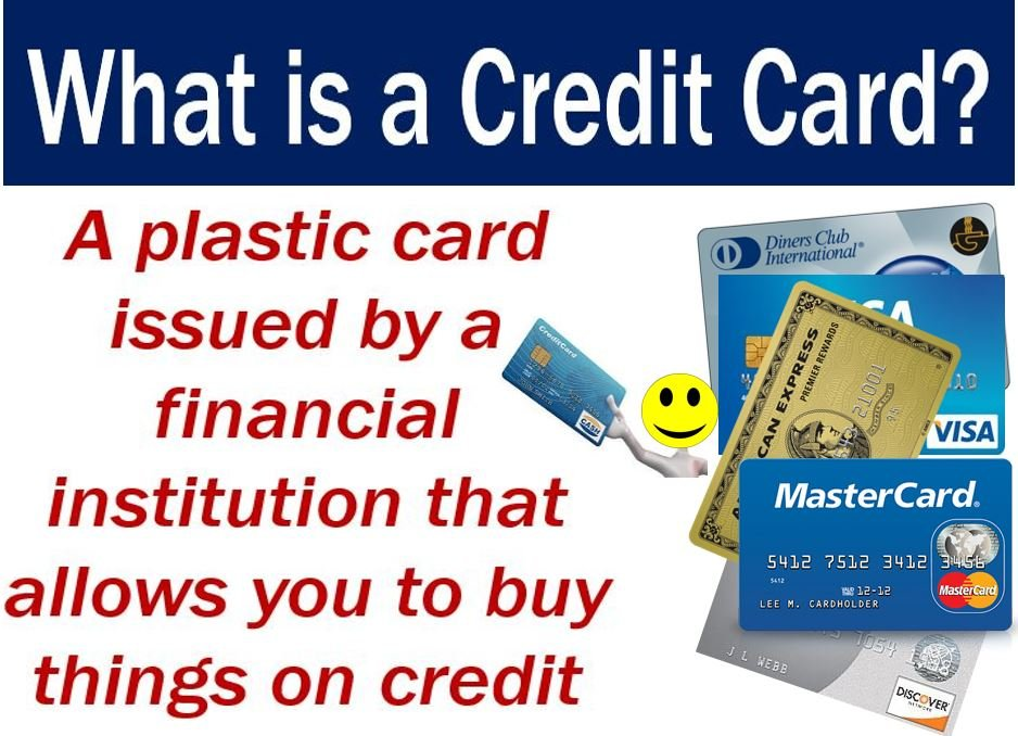what is a credit card how do they work market business news. Black Bedroom Furniture Sets. Home Design Ideas