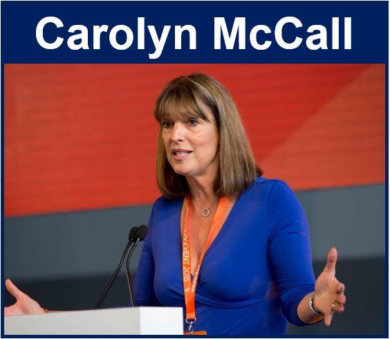 Carolyn McCall