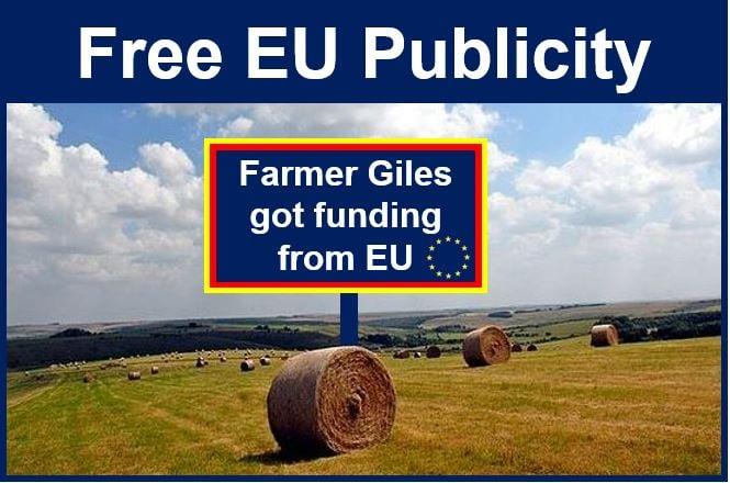 EU billboards