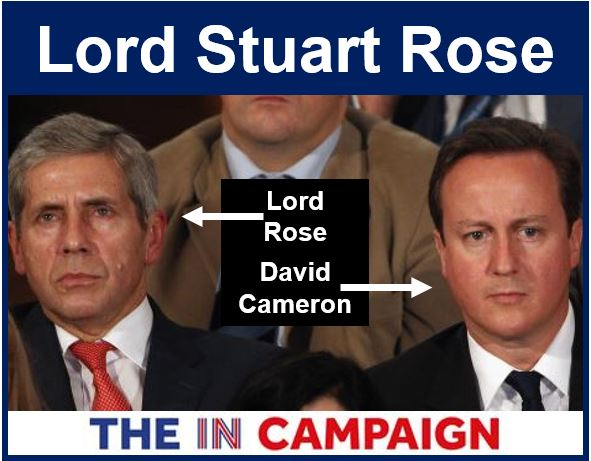 Lord Rose In Campaign