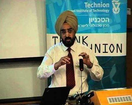 Professor Gurindar Sohi