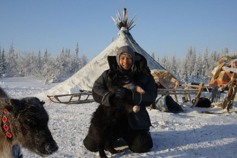 Arctic indigenous people