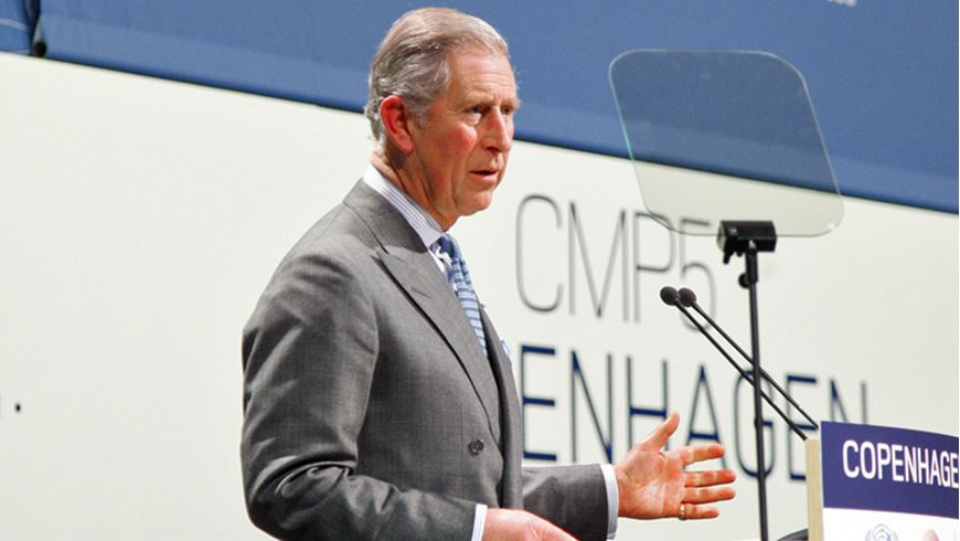 Prince Charles climate change
