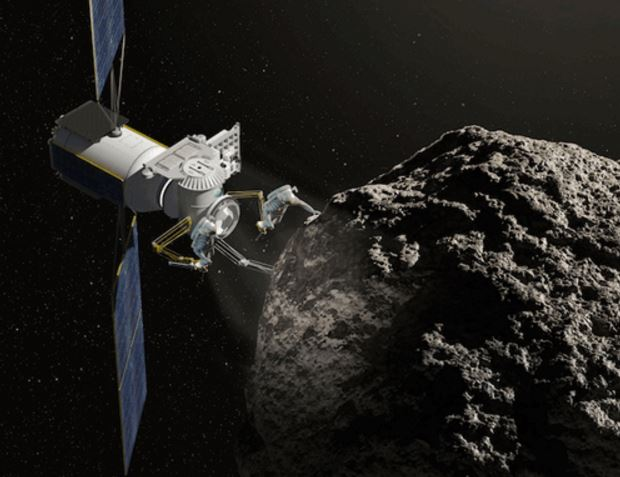 owning an asteroid