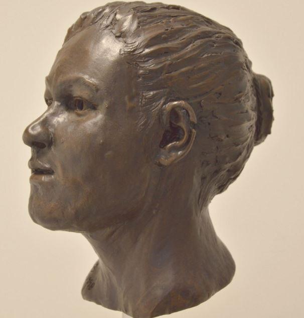Ancient Irish woman