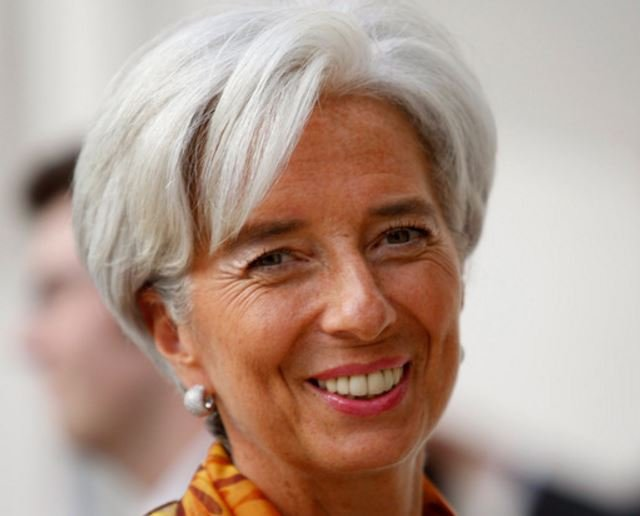 Christine Lagarde on Brexit risks