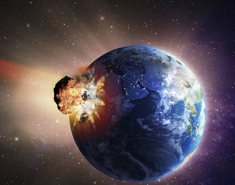 Giant comet threat to life on Earth