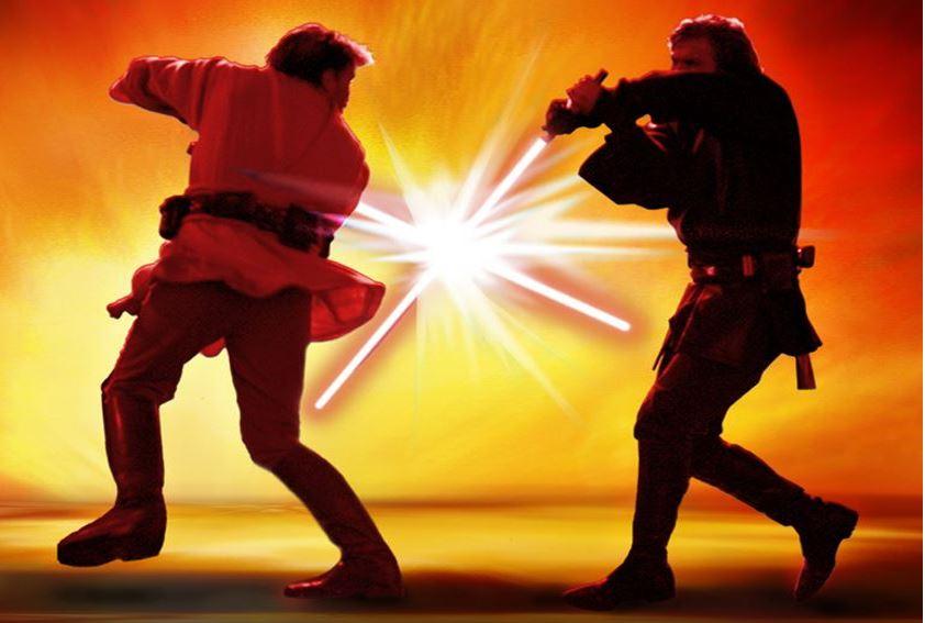 lightsaber fight market business news