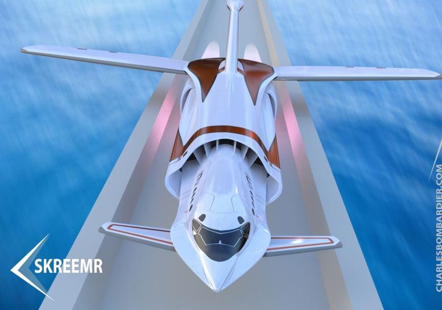 Skreemr superfast plane