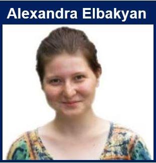 Alexandra Albakyan