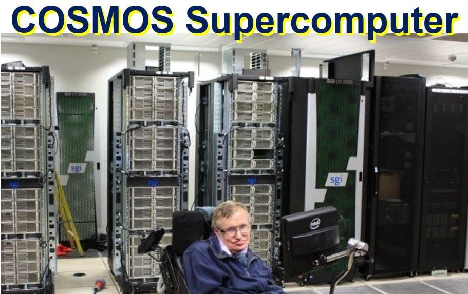 COSMOS supercomputer