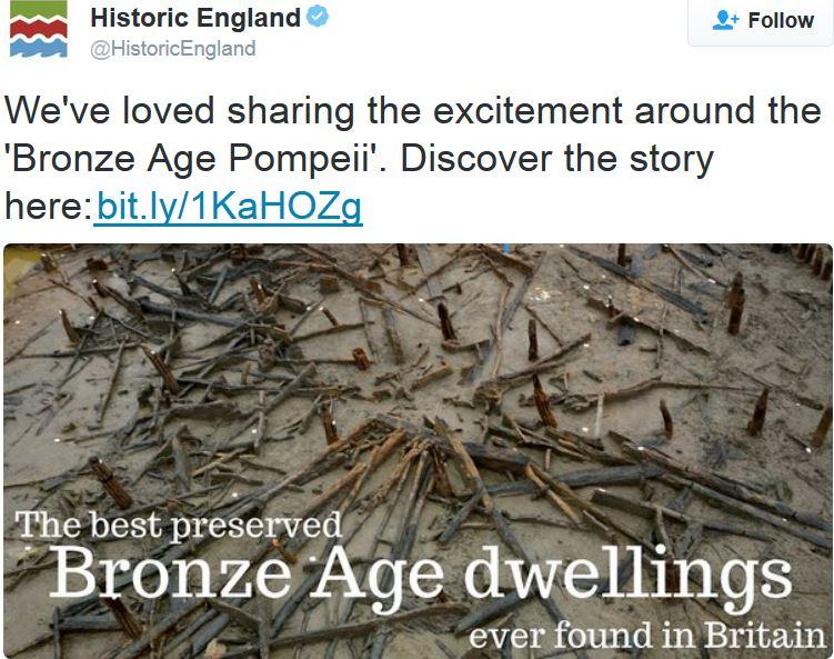Historic England Bronze Age Pompeii