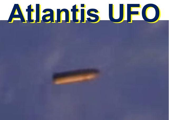 Atlantis UFO