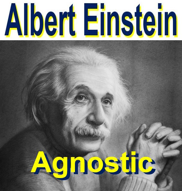 Belief in God Albert Einstein