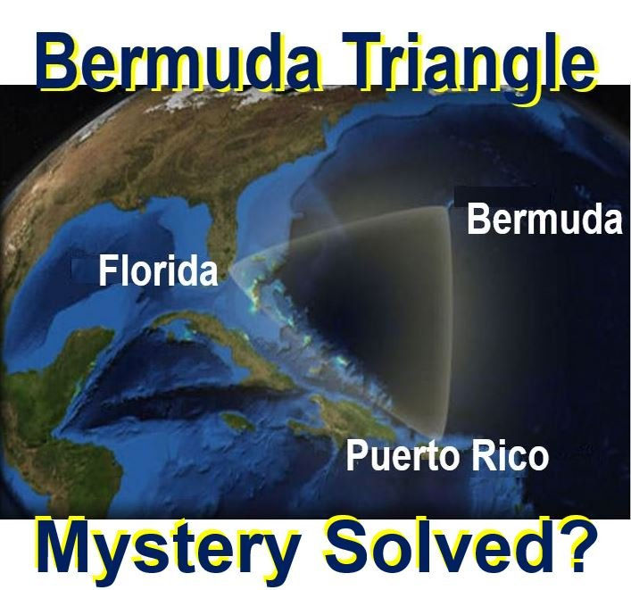 Bermuda Triangle mystery maybe solved