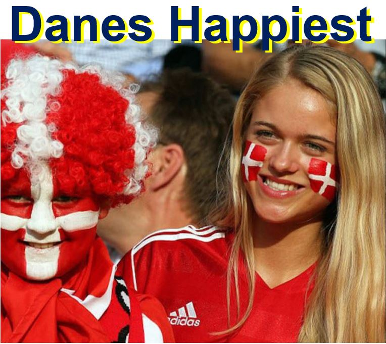 Danes Happiest