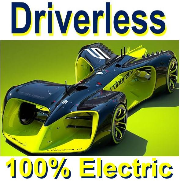 Driverless and fully electric