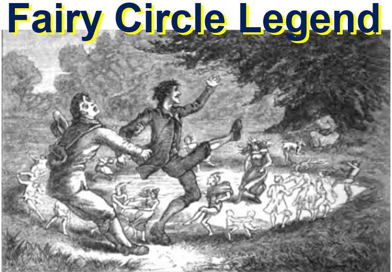 fairy circle legend
