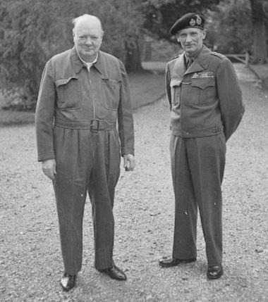Churchill Siren Suit