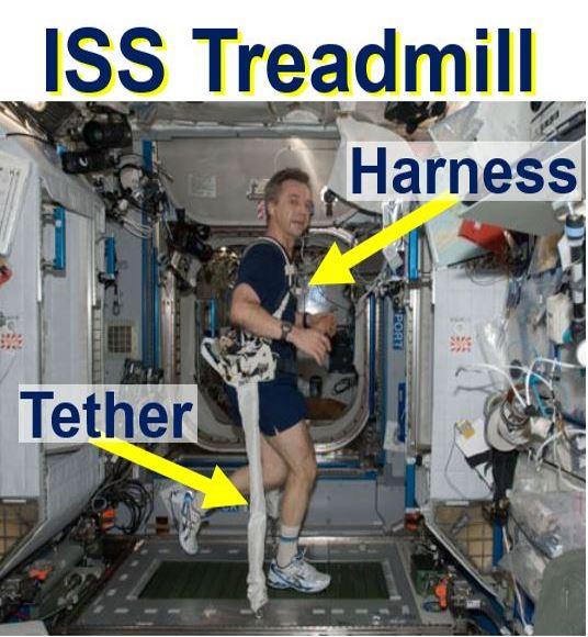 ISS Treadmill