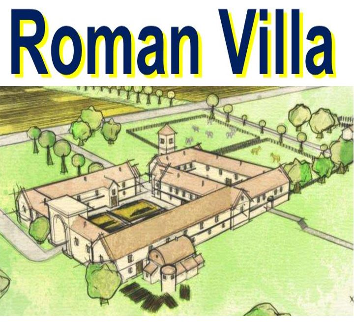 Palatial Roman Villa