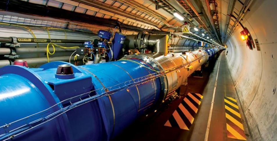 Pic of the LHC