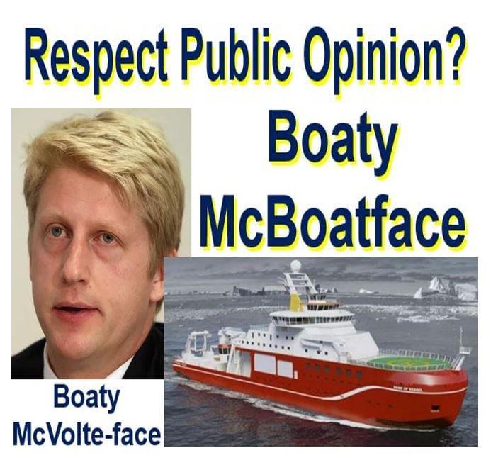 Boay McBoatface