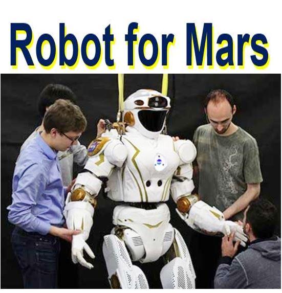 Robot for Mars