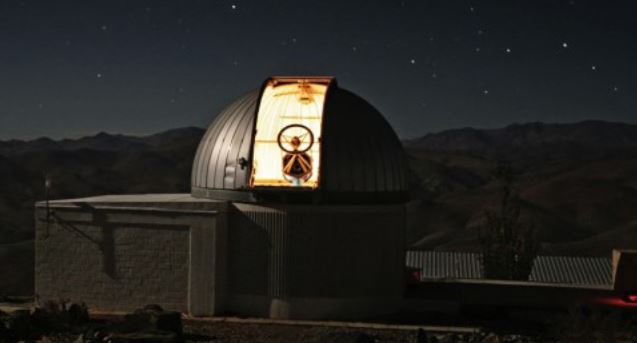 TRAPPIST south telescope