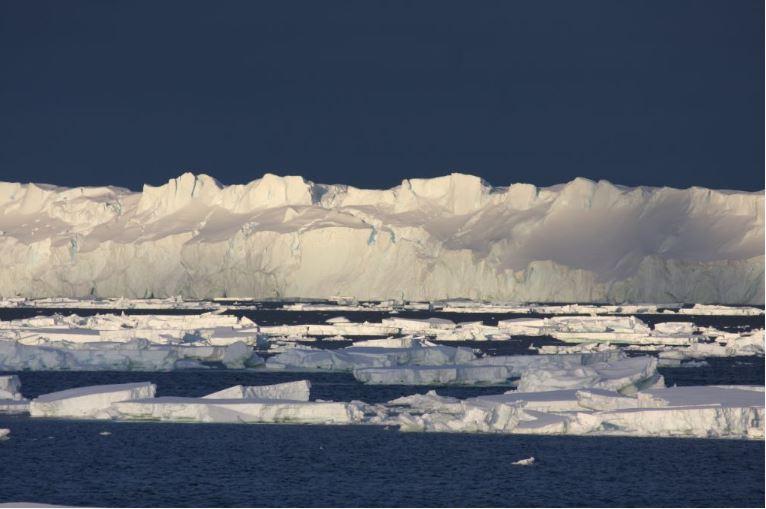 Totten Glacier antarctica
