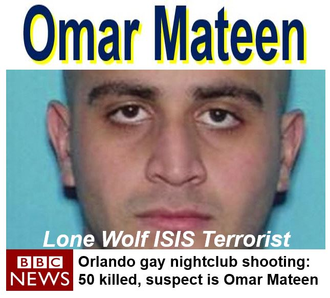 Omar Mateen killed 49 people at an Orlando nightclub