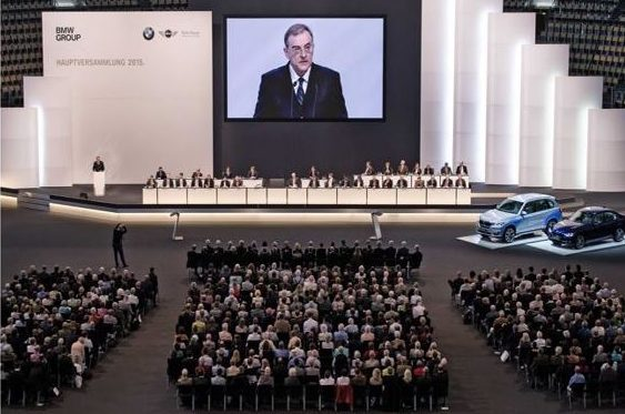 Annual General Meeting BMW