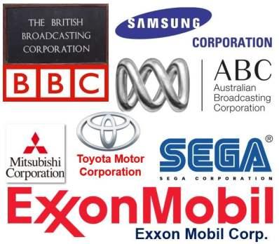 Companies corporations