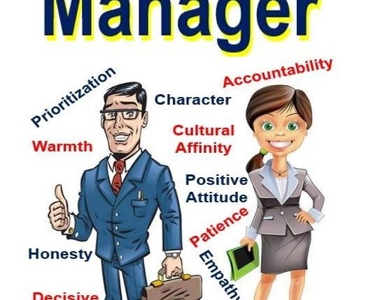 Qualities of a good manager