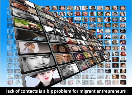 migrant entrepreneurs network