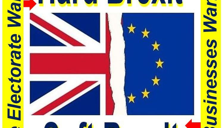Hard Brexit or Soft Brexit