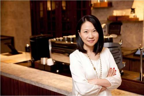 Wong Starbucks China CEO
