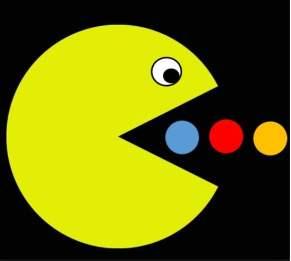 Pac-Man defense tactic