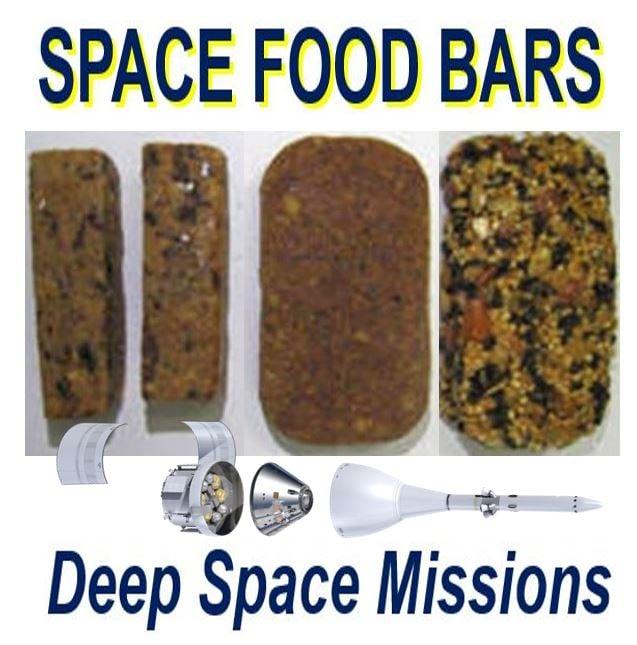 Space food bars