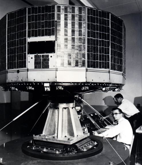 TIROS the first weather satellite
