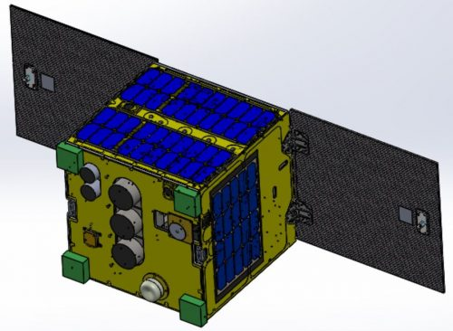 microsatellite microdragon vnsc