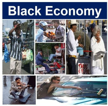 Black Economy - Developing Countries